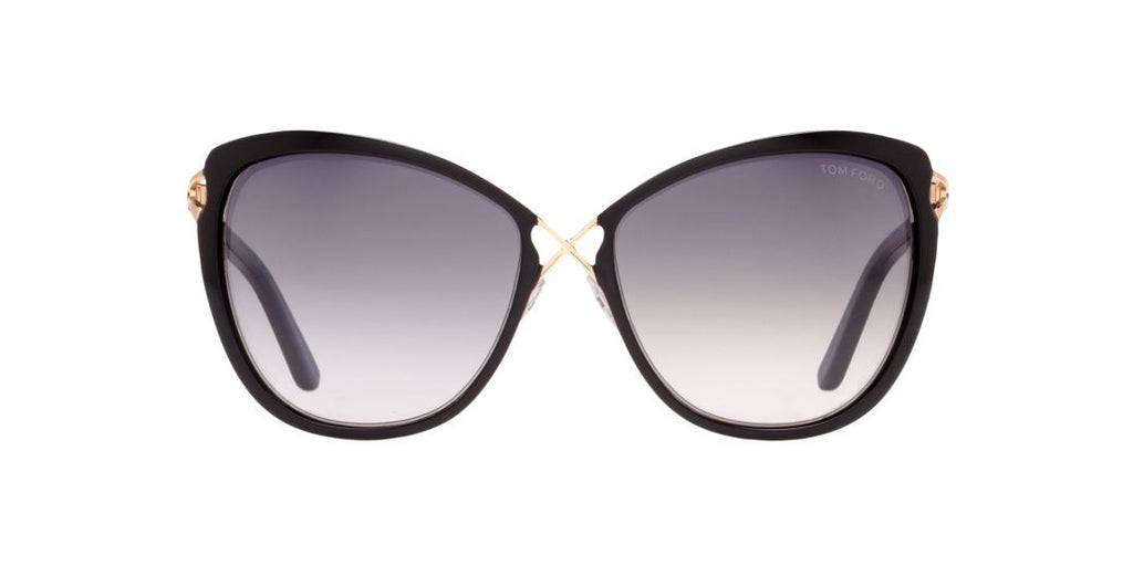 Tom Ford FT0322 CELIA Black / Grey