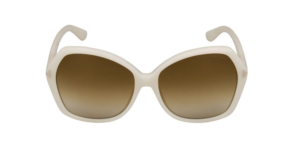 Tom Ford FT0328  Ivory / Brown