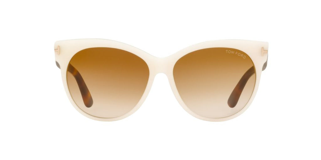 Tom Ford FT0330 SASKIA White / Brown