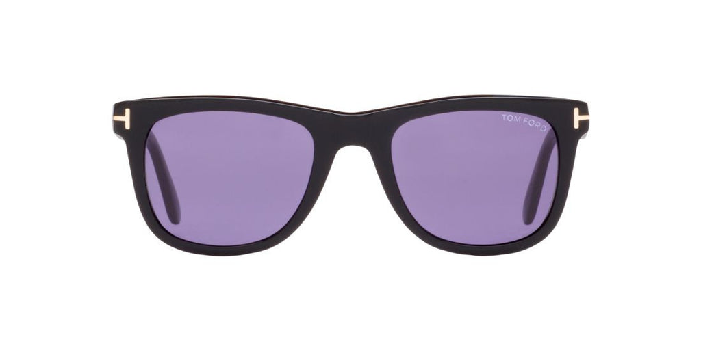 Tom Ford FT0336 LEO Black / Blue