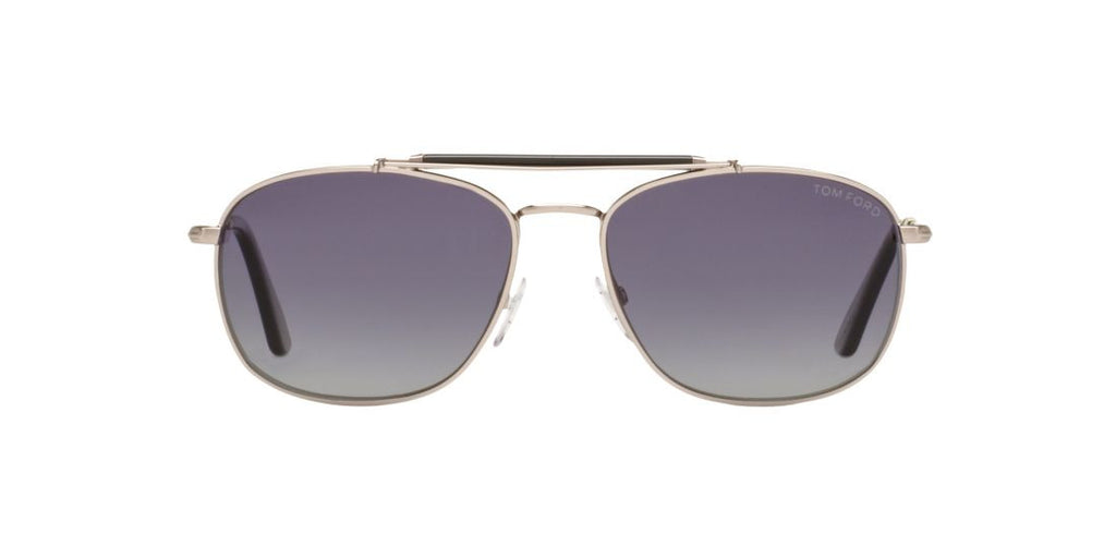 Tom Ford FT0339 MARLON Gunmetal / Grey