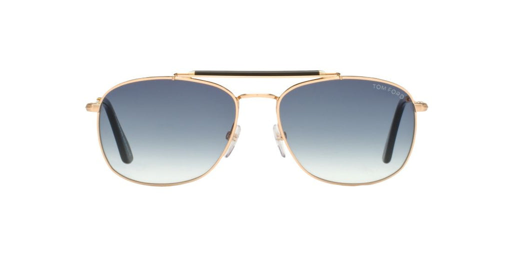 Tom Ford FT0339 MARLON Gold / Blue