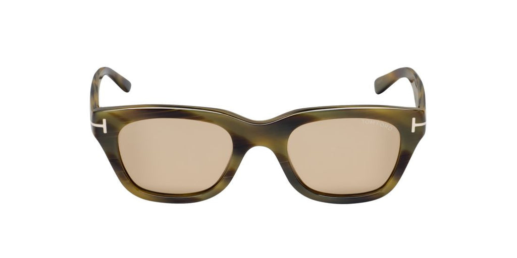 Tom Ford FT0237 SNOWDON Brown / Brown