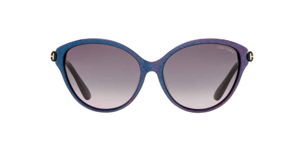 Tom Ford FT0342 60 Blue / Grey