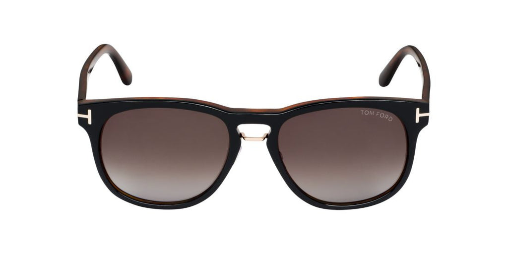 Tom Ford FT0346 FRANKLIN Multicolor / Green