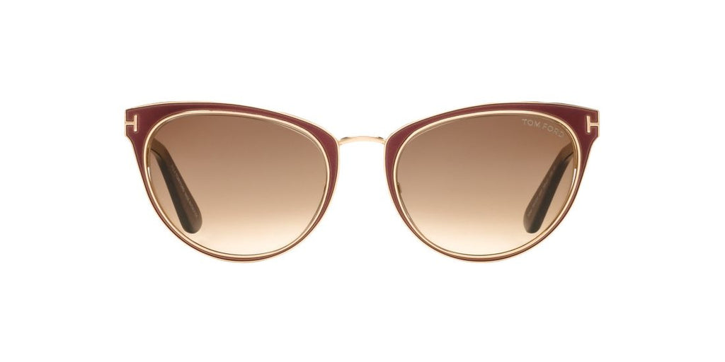 Tom Ford FT0373  Gold / Brown