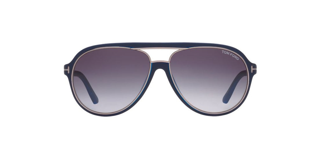 Tom Ford FT 0379 Blue / Blue