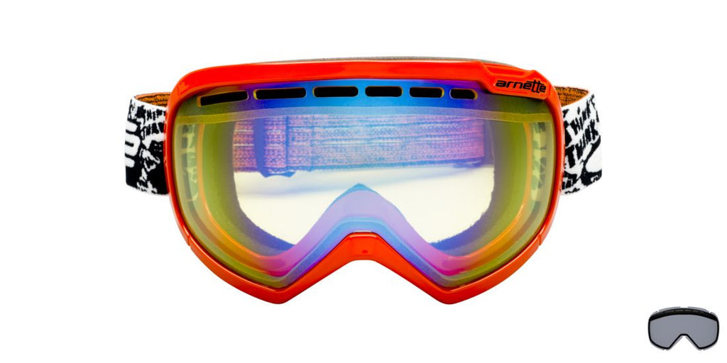 Arnette Goggles AN5004 SKYLIGHT White / Yellow