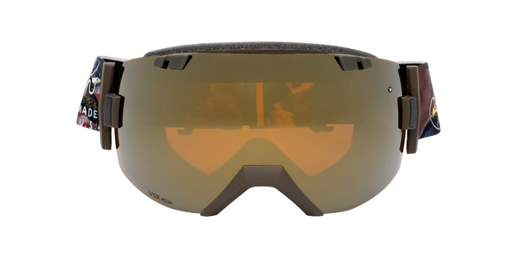 Smith Optics Goggles IOX SCREAMING Brown / Gold