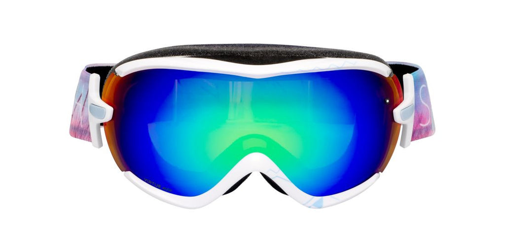 Smith Optics Goggles VIRTUE DAYDREAMER White / Green