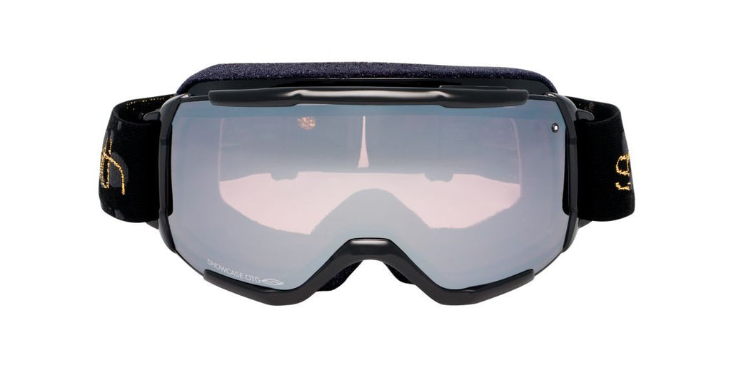 Smith Optics Goggles SHOWCASE OTG Black / Gold