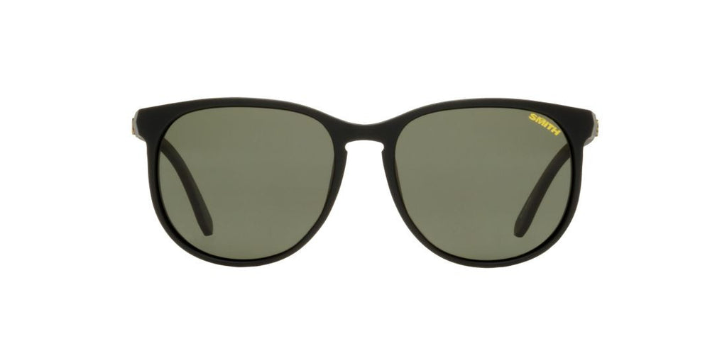 Smith Optics MT. SHASTA Black / Grey
