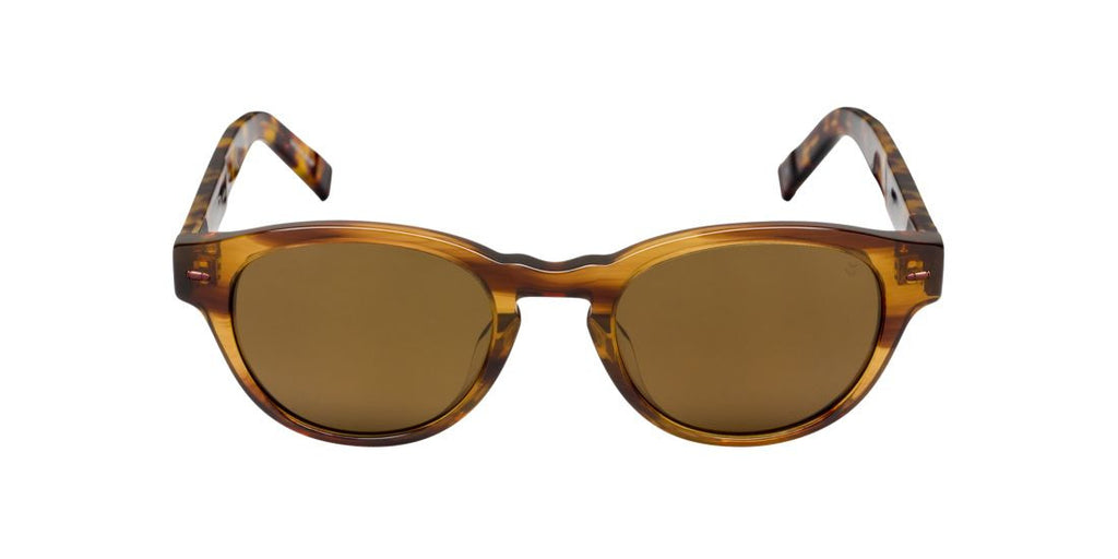 John Varvatos JV794 49 Brown / Brown