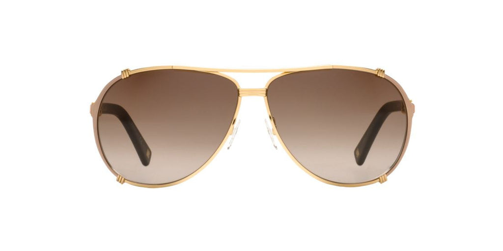 Dior DIOR CHICAGO2STRASS/S Gold / Brown