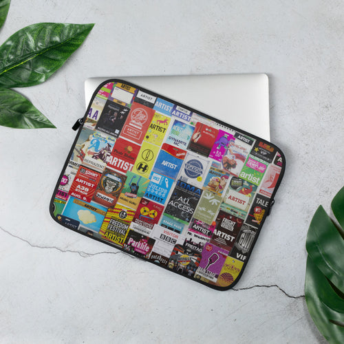 'Music Guru' Laptop Sleeve