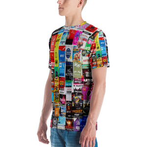 'MUSIC GURU' ALL OVER Men's T-shirt
