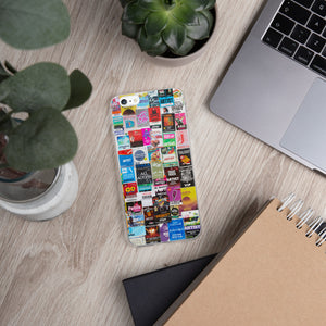 'DYNAPHONE' iPhone Case