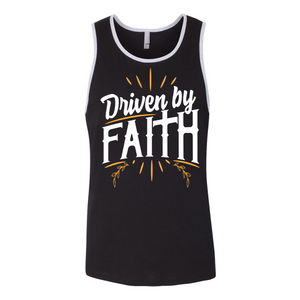 Driven By Faith Tank