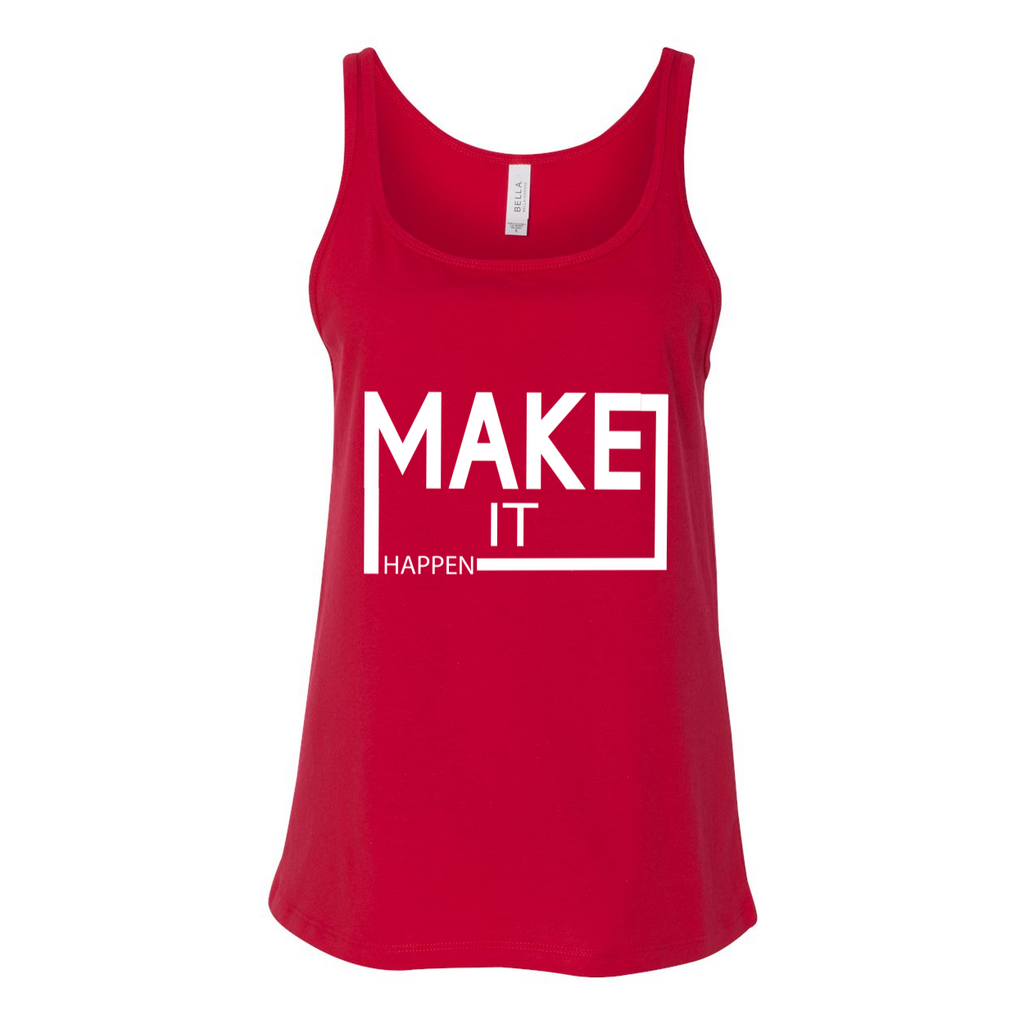Make It Happen Women's Jersey Tank