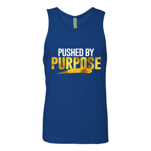 Pushed By Purpose Tank