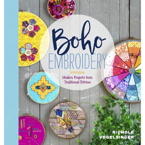 Boho Embroidery