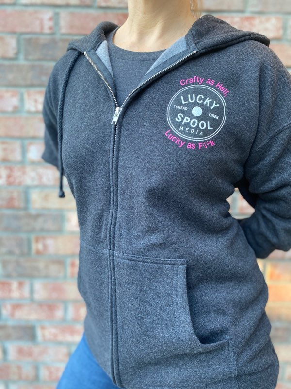 Lucky Spool Hoodie - Free US shipping!
