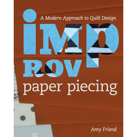 Improv Paper Piecing