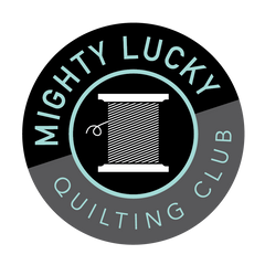 Mighty Lucky Quilting Club, 2018