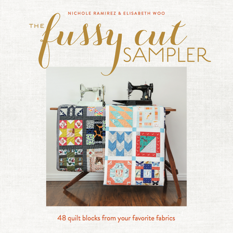The Fussy Cut Sampler