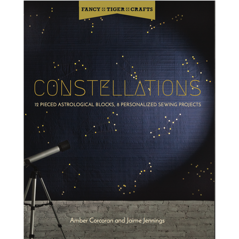 Fancy Tiger Crafts: Constellations