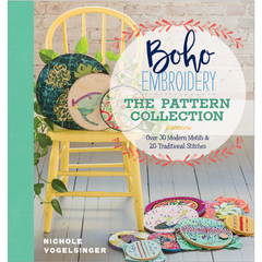 Boho Embroidery: The Pattern Collection
