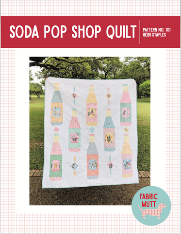 Soda Pop Shop (PDF Pattern)