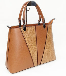 Women's leather bag new design