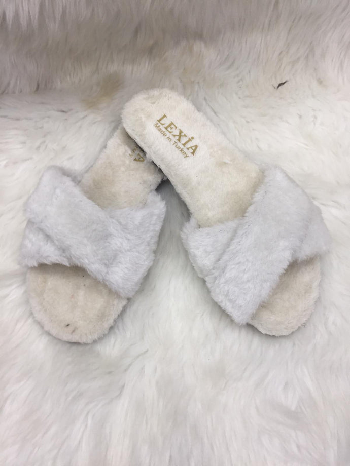 Winter slippers