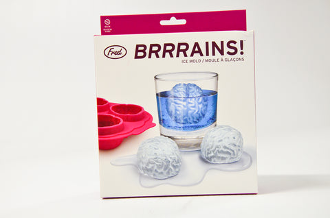 BRRRAINS - Ice Cubes Mould