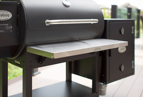 Louisiana Grills - Deluxe Front Shelf