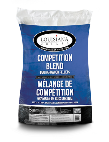 Louisiana Grill Pellets (Various Flavours) 40lb