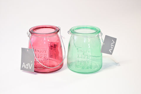 Votive Holders - 2 colours