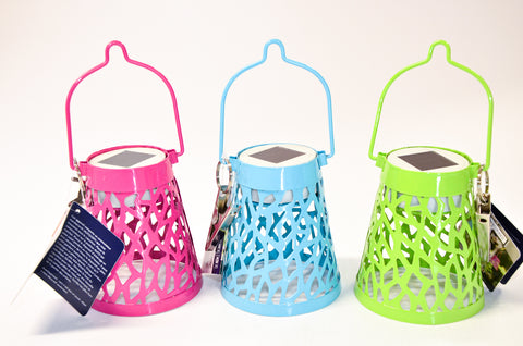 Solar Lights - Clip-on Lights (Assorted Colours)