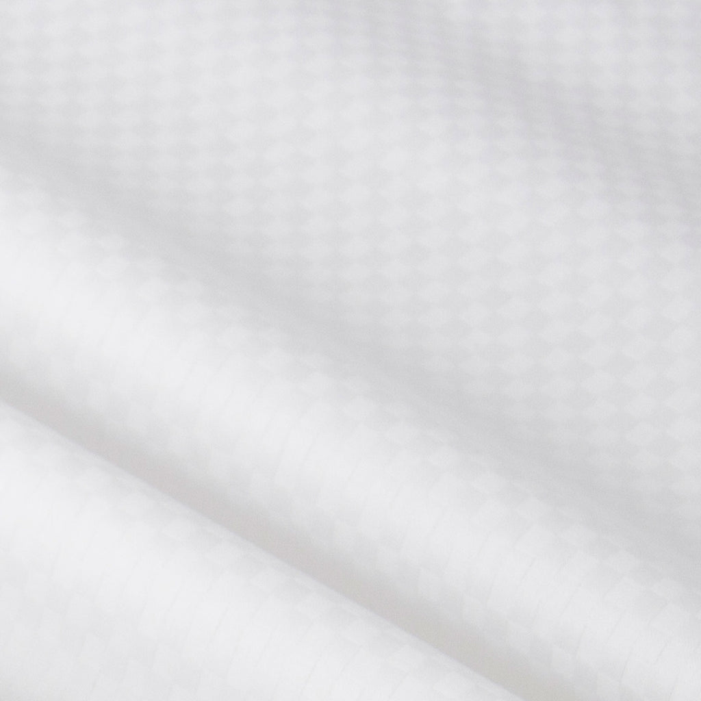 Checkered Sateen Duvet Cover