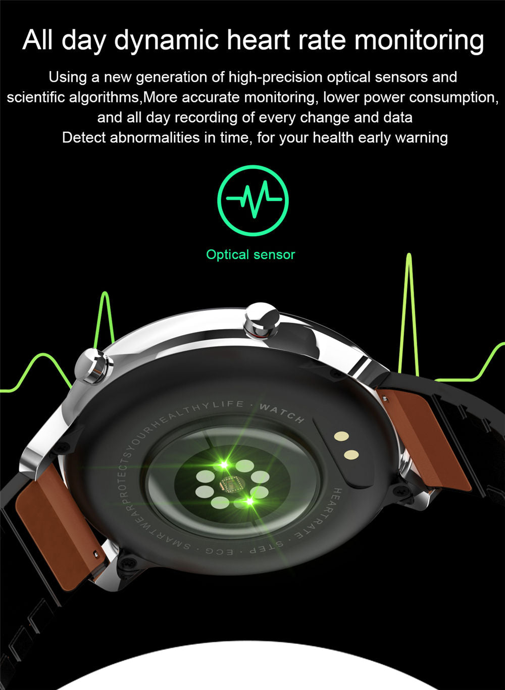 L11 Smart Watch-detailed information10