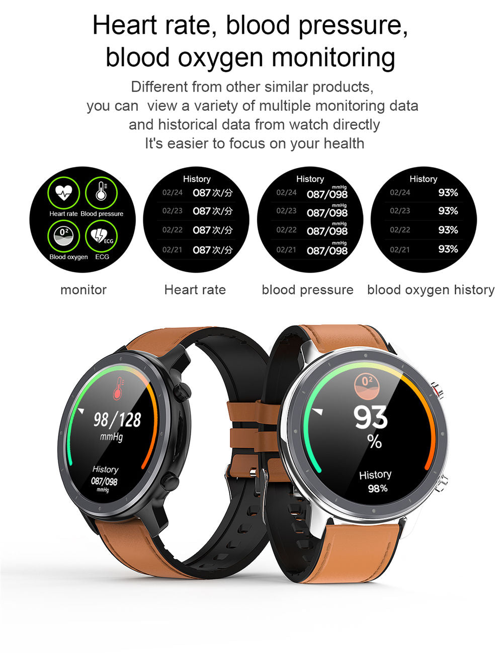 L11 Smart Watch-detailed information12