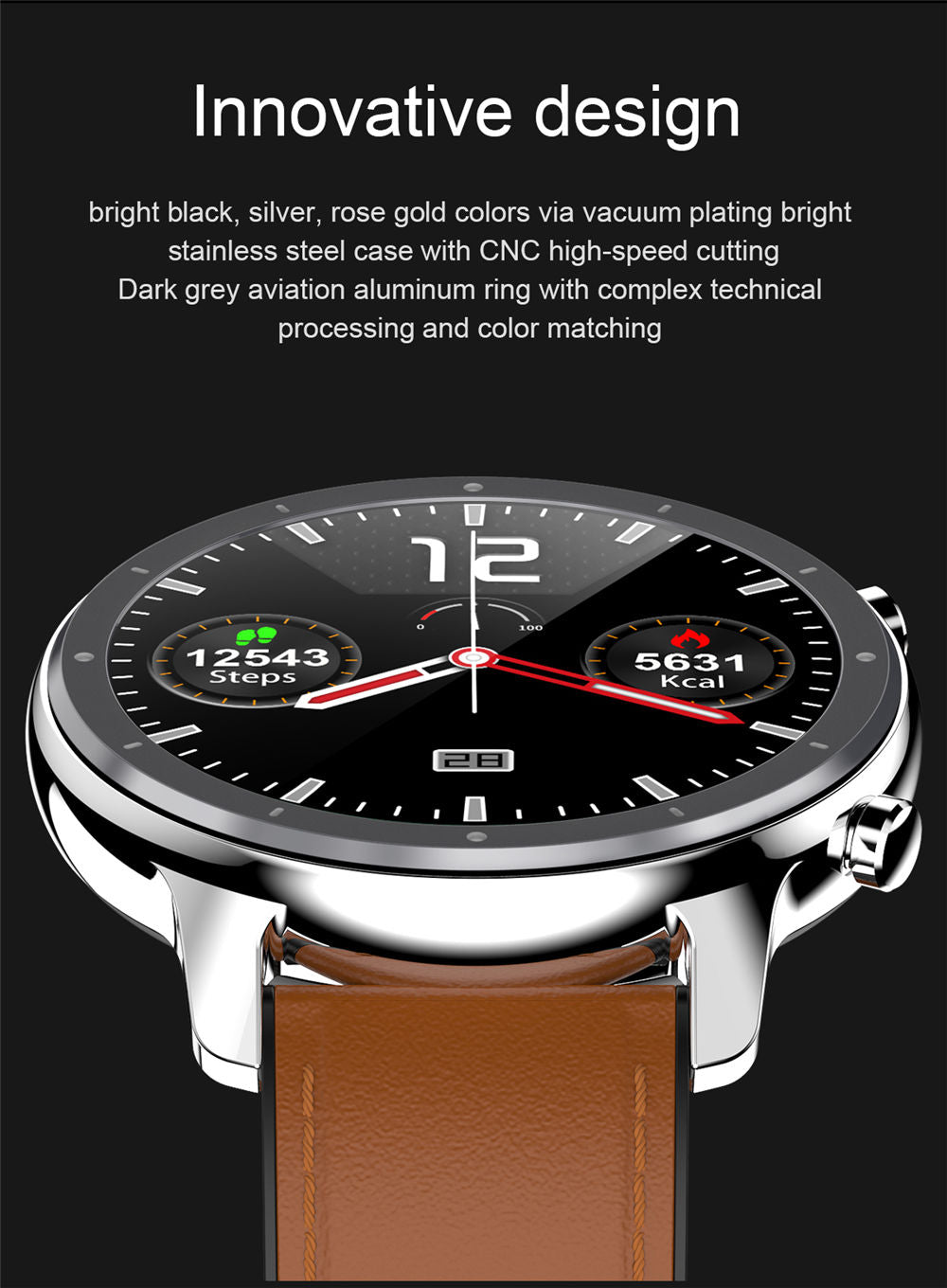 L11 Smart Watch-detailed information3