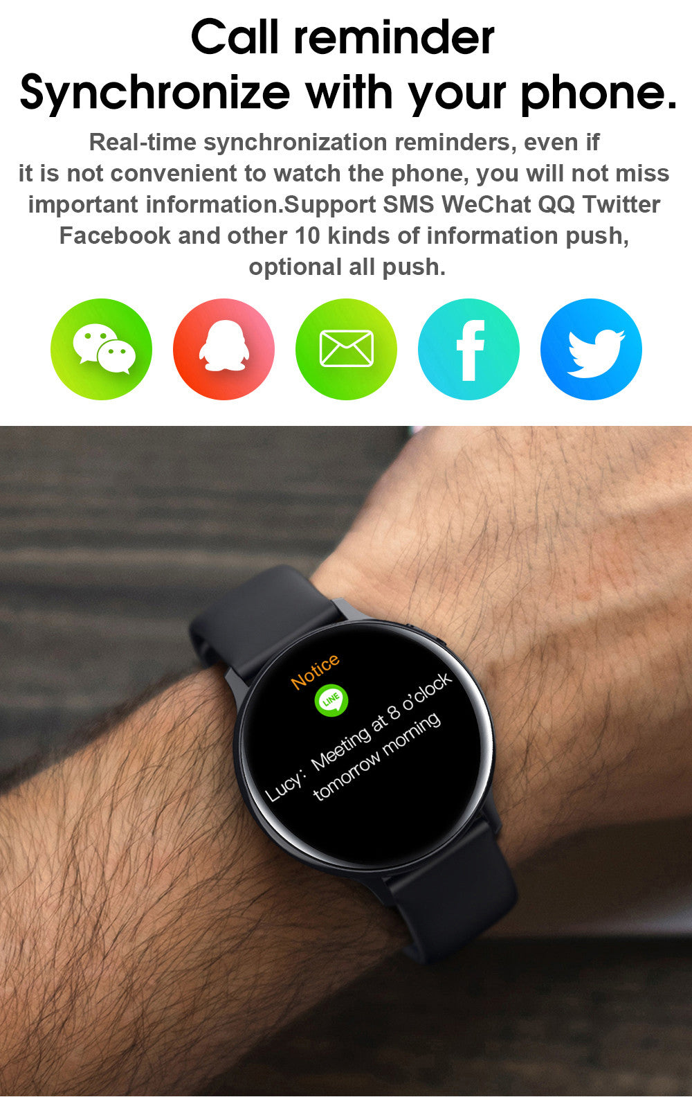 S20 Smart Watch_Detailed information11