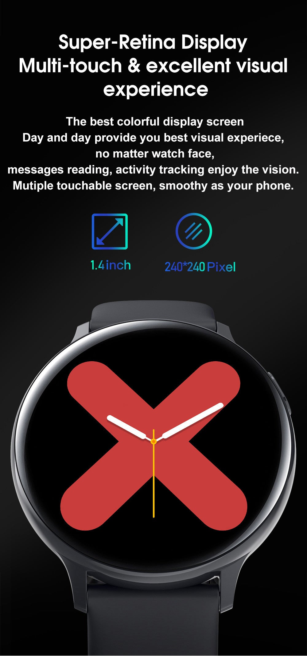 S20 Smart Watch_Detailed information3