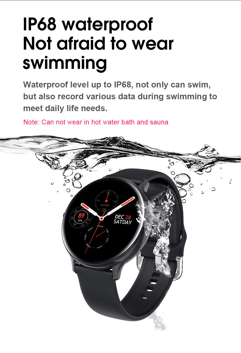 S20 Smart Watch_Detailed information8