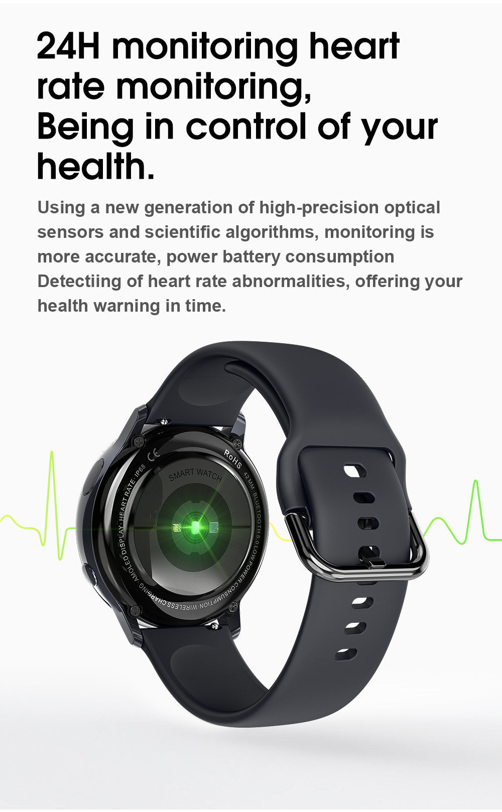 SG2 Smart Watch-detailed information12
