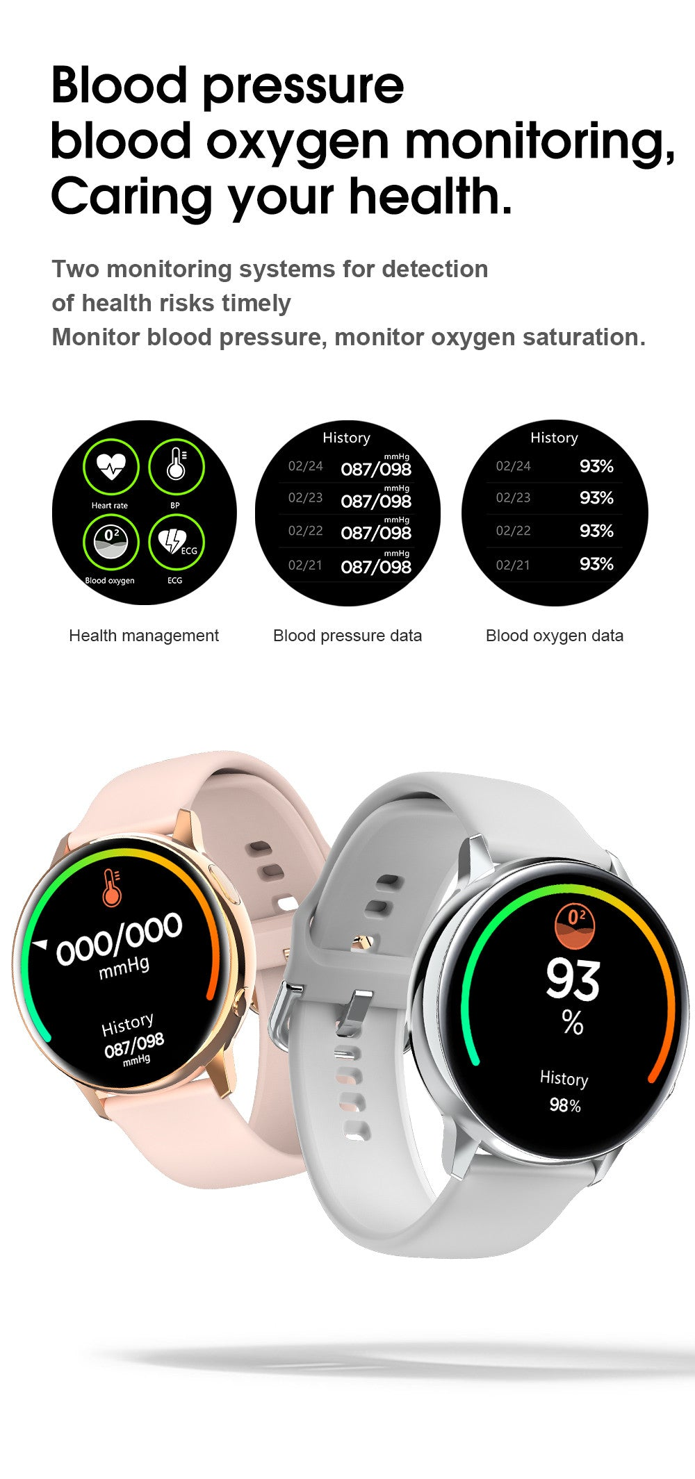SG2 Smart Watch-detailed information13