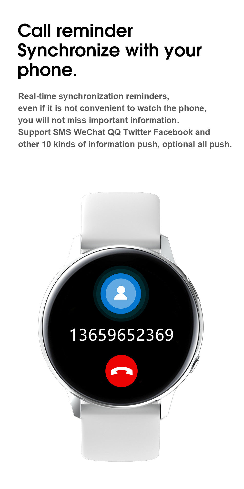 SG2 Smart Watch-detailed information15