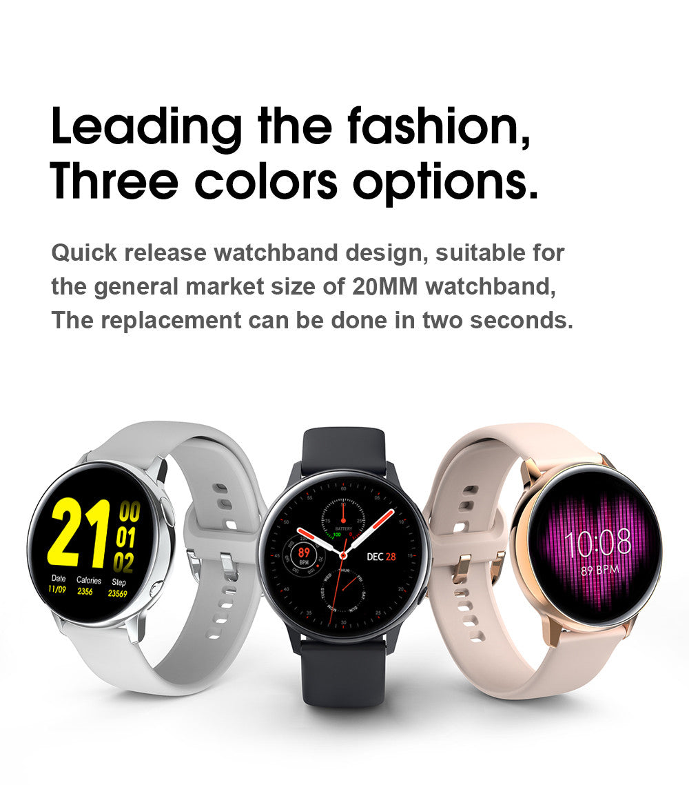 SG2 Smart Watch-detailed information20